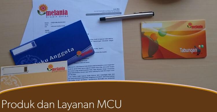 produk dan layanan MCU